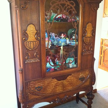 Great Grandmas Cabinet - Furniture