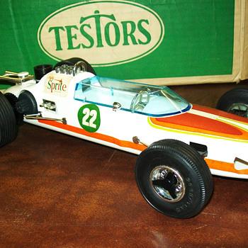 Testors Sprite car - Model Cars
