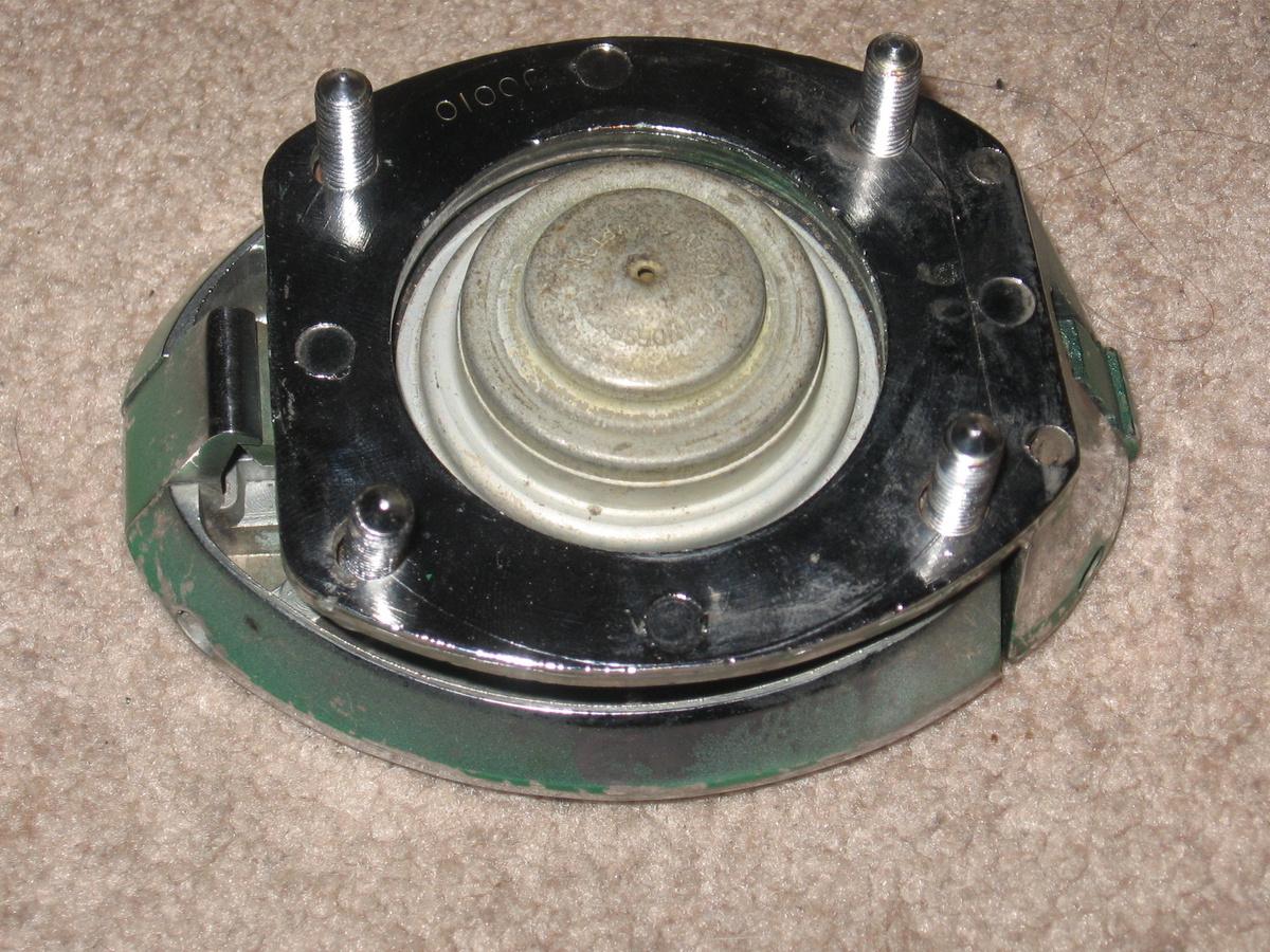 Vintage Gas Cap : Antique gas cap collectors weekly