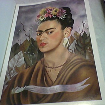 FRIDA KAHLO POST CARDS 1992 - Postcards