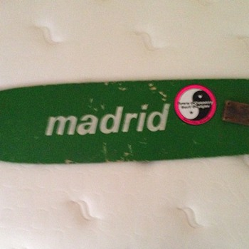 Madrid 1970's longboard - Sporting Goods