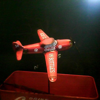 I need help Identifying this airplane - Coca-Cola