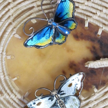 Butterflies From Norway - Fine Jewelry