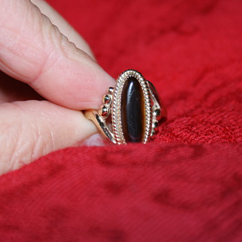 Sterling Silver Tiger's Eye Ring - Fine Jewelry