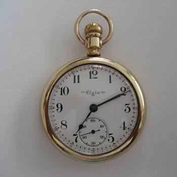 Elgin B. W. Raymond - Pocket Watches