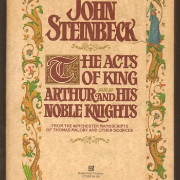 1977 - The Acts of King Arthur ..... - Books