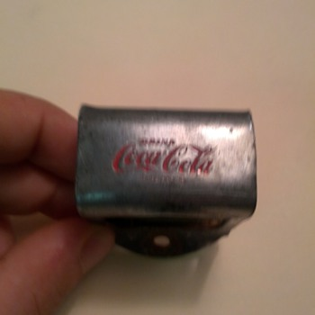 Coca-Cola Bottle Opener - Coca-Cola