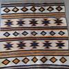 Navajo saddle blanket/rug circa 1920's