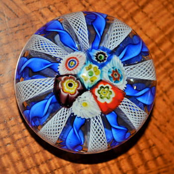 Beautiful Murano Paperweight