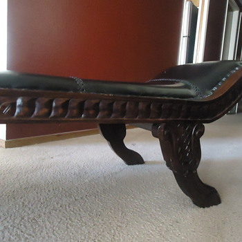 Antique Bench - more pics