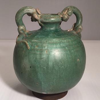 Liau Dynasty vase?