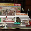 Matchbox MG-1 BP Serivice Station 1967-1969