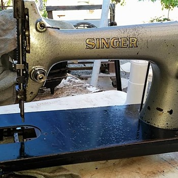 1924 Singer 31-20 Industrial Machine - Sewing