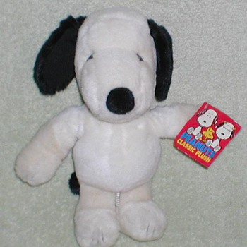 Snoopy Plush Toy - Toys