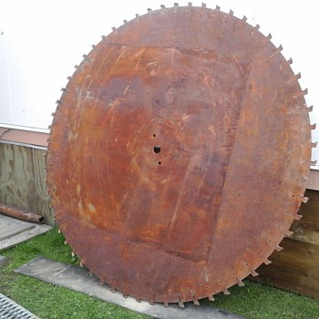 Big saw blade - Tools and Hardware