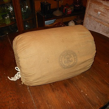 Vintage Boy Scout Sleeping Bag - Sporting Goods