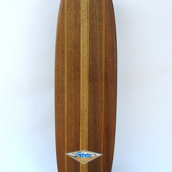 HOBIE SKATEBOARD mid century classic
