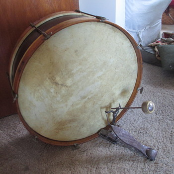 seeking info on this drum - Musical Instruments