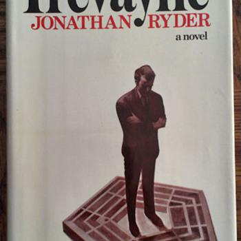 Trevayne by Jonathan Ryder [Robert Ludlum]