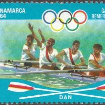 """1976 - Nicaragua """"Olympics"""" Postage Stamps"""