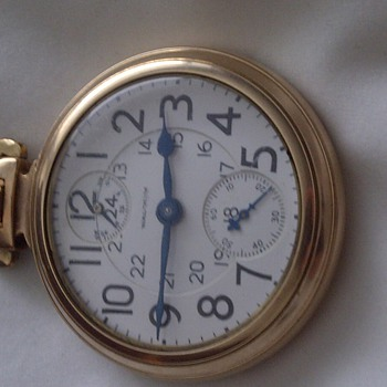 1926 waltham pocket watch - Pocket Watches