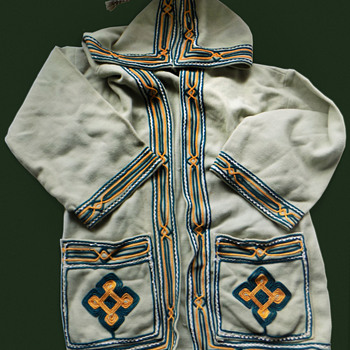 1969 Worn at Woodstock Jacket / Poncho w Provenance - Womens Clothing