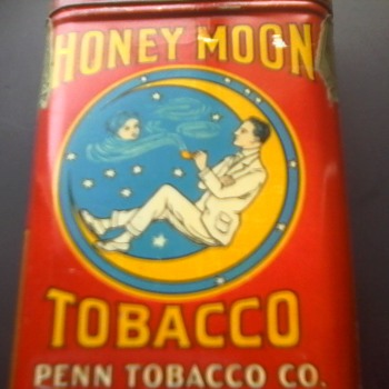 Honey Moon Pocket Tin