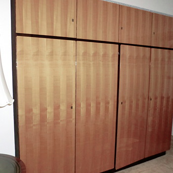 Danish Modern Wardrobe - Furniture