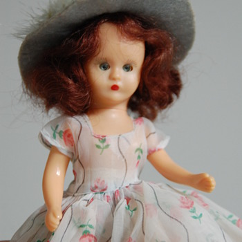 A Storybook Doll Question