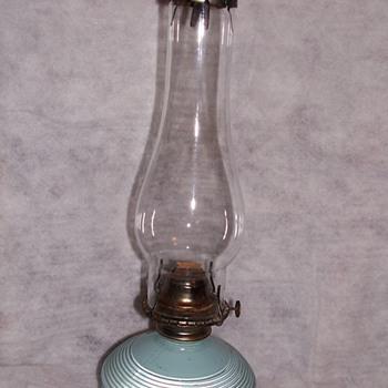 My favorite oil lamp