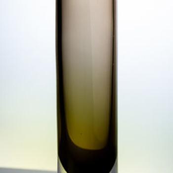 Rare Gunnar Nylund Vase, Strombergshyttan, B980