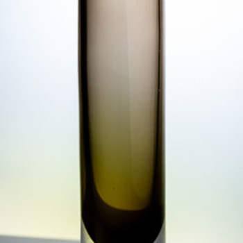 Rare Gunnar Nylund Vase, Strombergshyttan, B980 - Art Glass