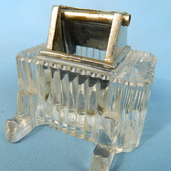 Antique Inkwell - Office