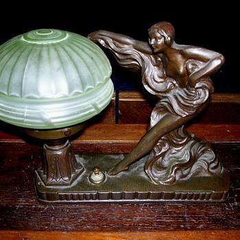 FRANKART LAMP