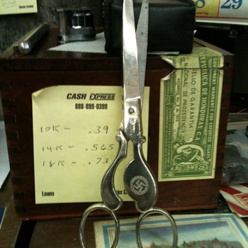 Wartime Scissors? - Military and Wartime