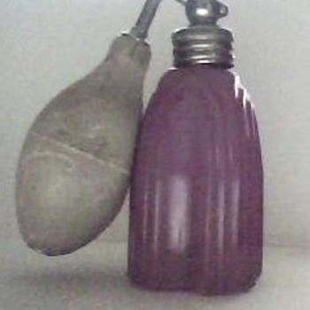 Vintage Perfume Bottle