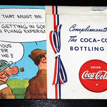 WWII brought to you by Coca-cola - Coca-Cola