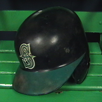 Alex Rodriguez Rookie Year Batting Helmet - Baseball