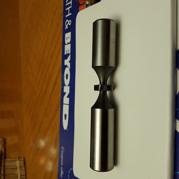 Cutting tool for lathe.
