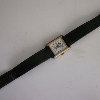 Mickey Mouse Registered Edition - Wristwatches