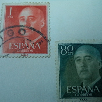 Espana Correos - Spain Stamps - Stamps