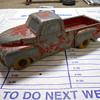Studebaker toy truck