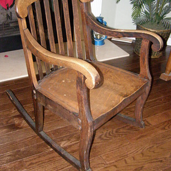 Plymouth Rocking Chair