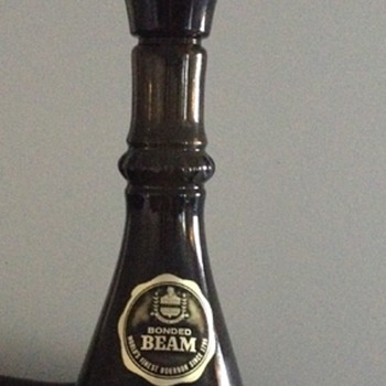 JIM BEAM BOTTLE 1964