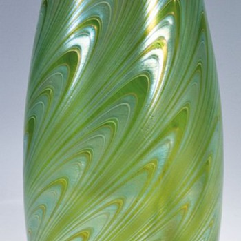 Loetz P.G. 7624 - Art Glass