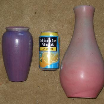 Art Pottery vases - Pottery