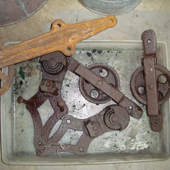 barn door   track  - Tools and Hardware
