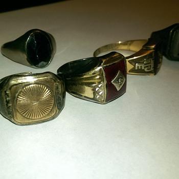 Grandpas Rings
