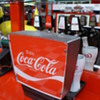 Coca Cola dispenser