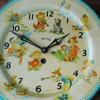 Do You All Remember Your Nursery Rhymes? - Clocks